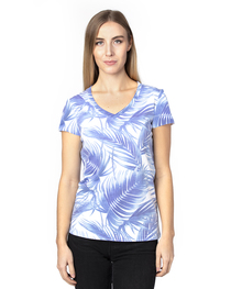Threadfast Ladies' Ultimate Short-Sleeve V-Neck T-Shirt